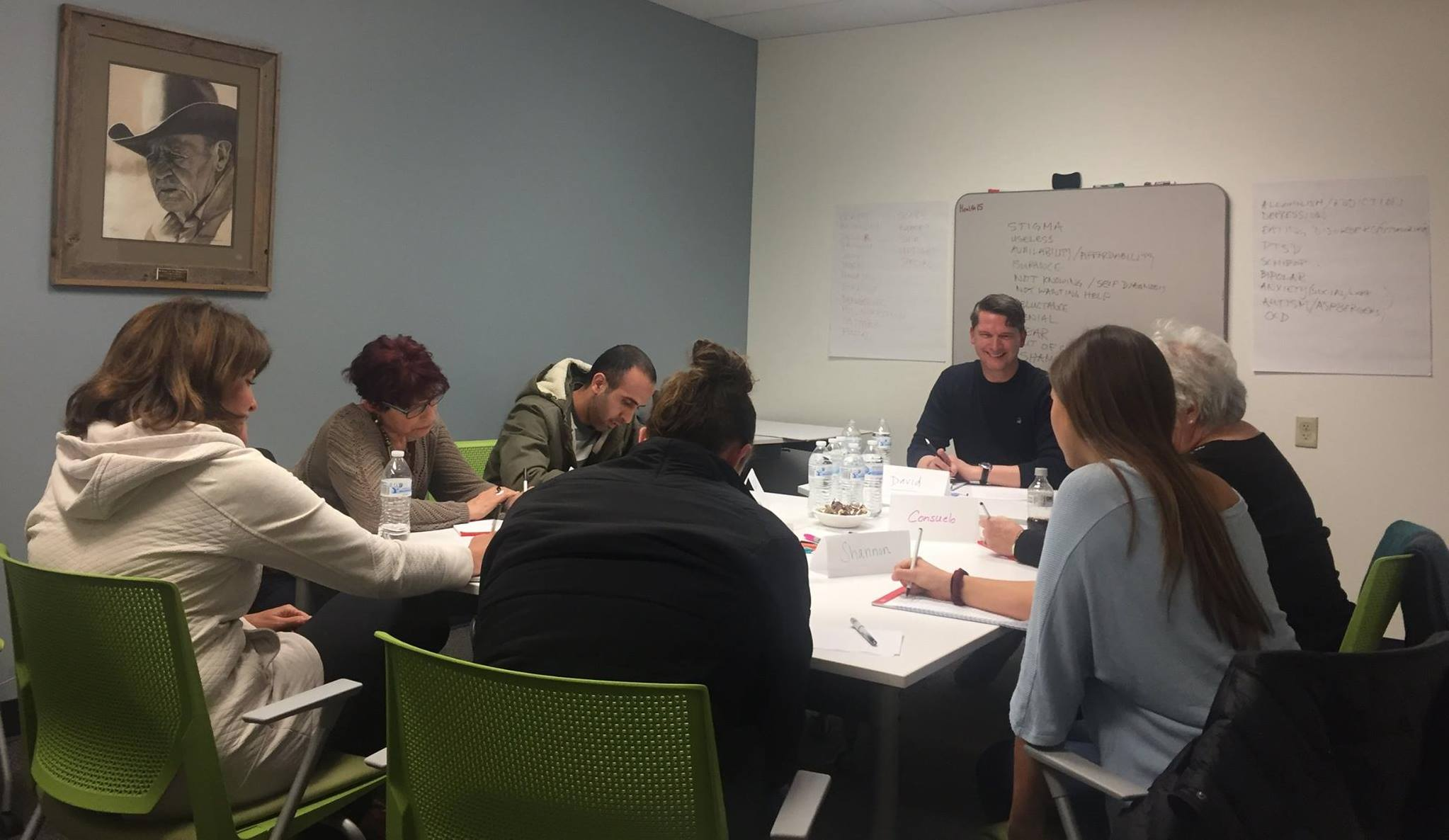 The Journey to Mental Health Care - Focus Group Research ...